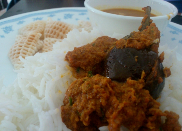 Hyderabadi Baghare Baigan (Brinjal Curry)