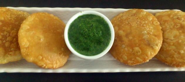 Kachori (Rajasthani Savory Snack)
