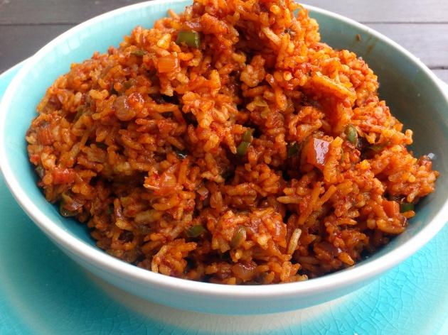 Szechwan Rice